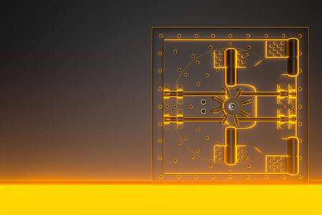 Hình ảnh mô phỏng cấu trúc hầm bí mật giấu vàng. Ảnh: 123RF.