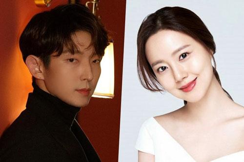 Lee Joon Gi và Moon Chae Won kết đôi trong phim mới