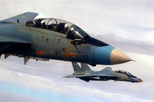 Tiêm kích đánh chặn F-14 Tomcat của Không quân Iran