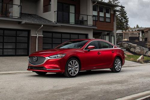 5. Mazda 6 2020.