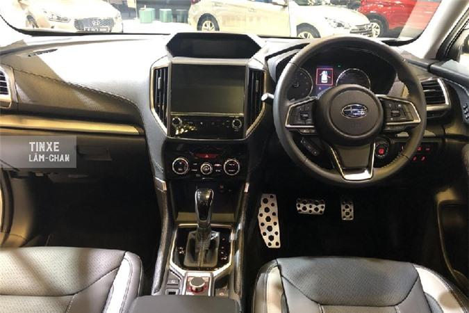 Chi tiet Subaru Forester GT Edition moi sap ve Viet Nam-Hinh-4