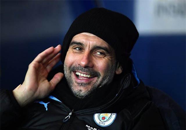 Guardiola chưa rời Man City