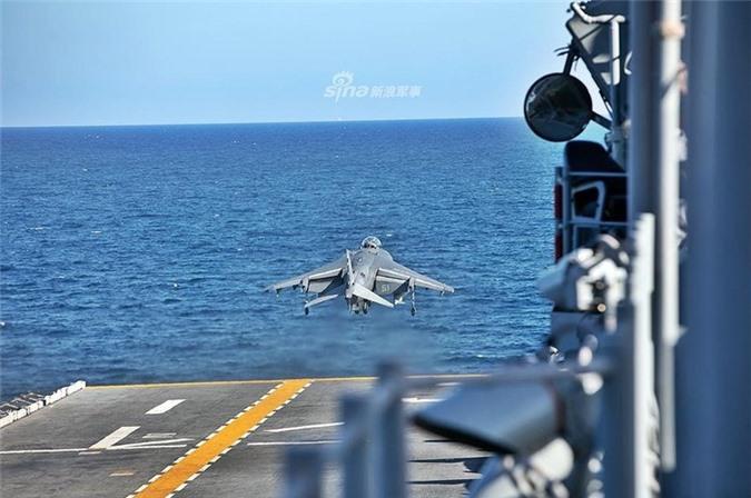 Cuong kich ha canh thang dung AV-8B Harrier My dieu den sat Iran manh co nao?-Hinh-4
