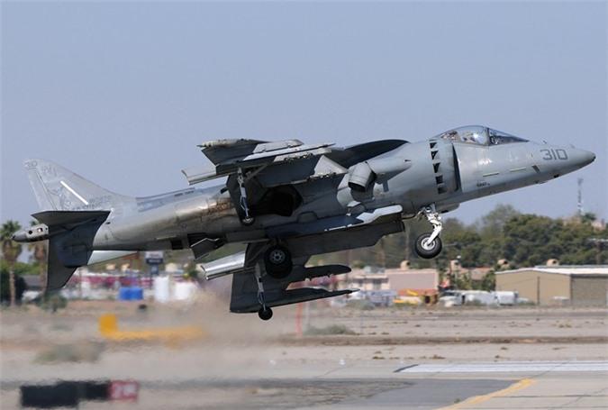 Cuong kich ha canh thang dung AV-8B Harrier My dieu den sat Iran manh co nao?-Hinh-7