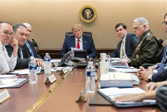 """""""Người đưa tin"""" bí mật giúp Mỹ - Iran hạ nhiệt căng thẳng - 2"""