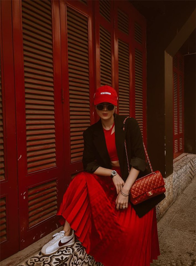 street style sao Việt - Ảnh 12.