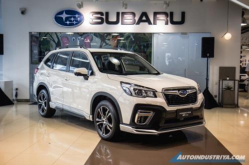 Chi tiết Subaru Forester GT Edition mới sắp về Việt Nam, cạnh tranh Honda CR-V, Mazda CX-5