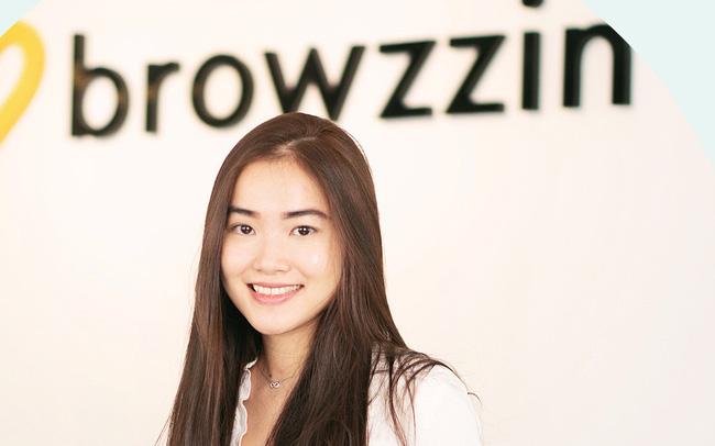 CEO của startup Browzzin – Võ Thị Hải Trang