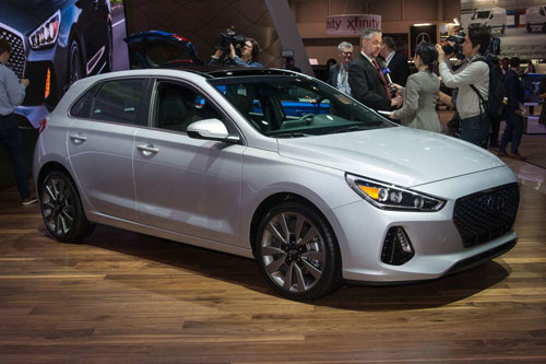 Hyundai Accent Hatchback 2020.
