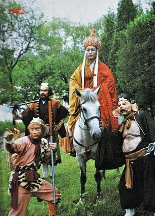 Sau 4 năm, Tây Du Ký đã cho ra đời 11 tập trong nửa dự án của đoàn phim