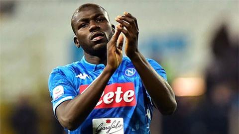 Man City rút lui khỏi thương vụ Koulibaly