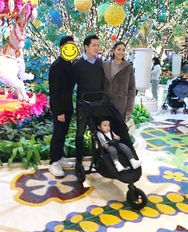 Con trai Phạm Hương ngày càng phổng phao, tận hưởng cuộc sống sinh ra đã ngậm thìa vàng tại Mỹ - Ảnh 8.