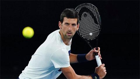Djokovic sáng cửa vô địch Australian Open 2020