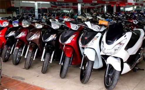 Năm 2019, bình quân mỗi ngày có hơn 9.000 xe máy mới được bán ra thị trường - Ảnh 1.