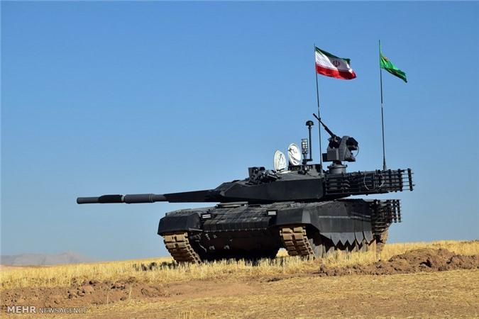 Suc manh quan su My va Iran: Chenh nhau toi 13 bac!-Hinh-3