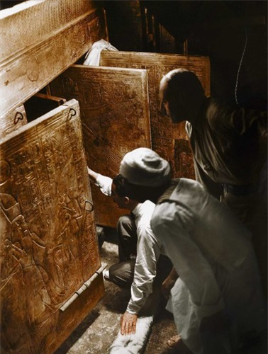 Tiet lo qua choang ve lang mo cua Pharaoh Tutankhamun-Hinh-2