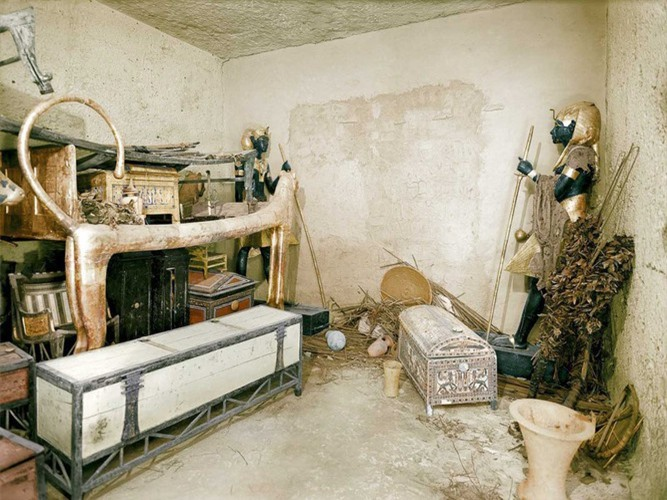 Tiet lo qua choang ve lang mo cua Pharaoh Tutankhamun-Hinh-3