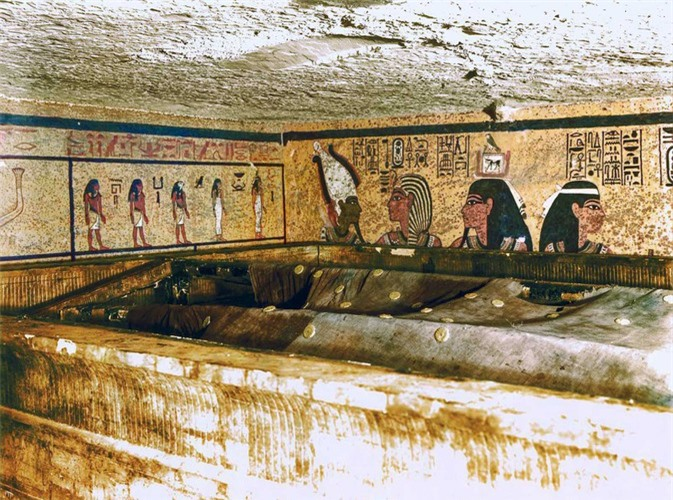 Tiet lo qua choang ve lang mo cua Pharaoh Tutankhamun-Hinh-4