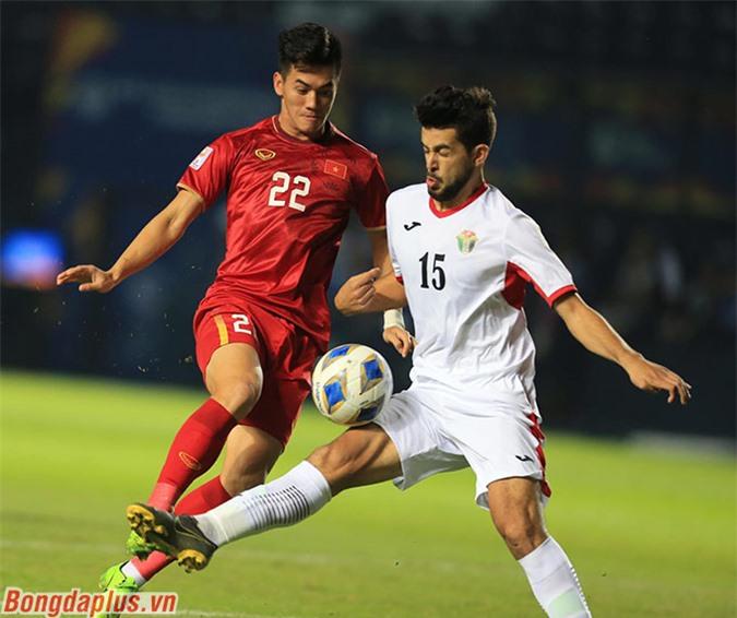 U23 Việt Nam là một trong hai đội ở VCK U23 châu Á 2020 chưa thể ghi được bàn nào - Ảnh: Minh Tuấn