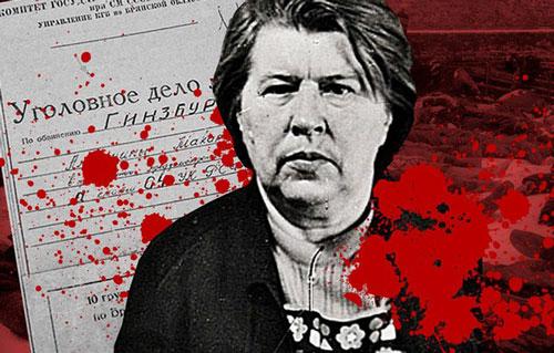 Nữ đao phủ phát xít Đức sống ở Liên Xô 30 năm không lẩn trốn