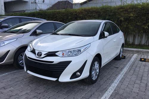 Toyota Vios 2020. Ảnh: Toyota Hiroshima Tân Cảng - HT.