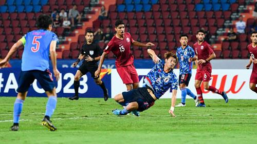 Sự fair-play của U23 Nhật Bản khiến ngày thi đấu ở bảng B diễn ra vô cùng kịch tính.