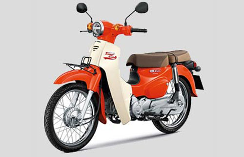 Honda Super Cub 2020.