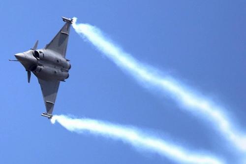 Tiêm kích Rafale của Pháp đã chiến thắng Su-30 tại Ấn Độ và Ai Câp. Ảnh: UA Info.