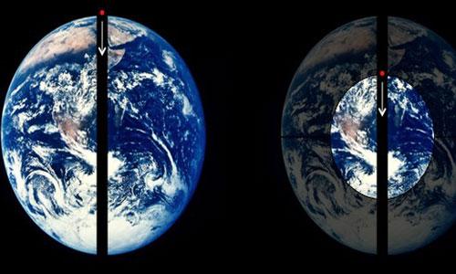 CLIP: Điều gì xảy ra nếu đào đường hầm xuyên tâm Trái Đất?