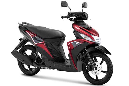Yamaha Mio 2020 ra mắt đẹp mê ly, giá chỉ 26 triệu, quyết đấu Honda Air Blade 125