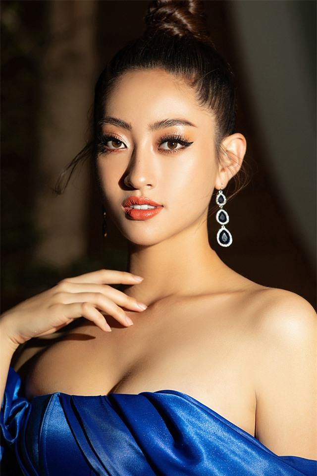 Đỗ Mỹ Linh tự tin đọ sắc với hai Hoa hậu thế hệ 2K - Ảnh 14.