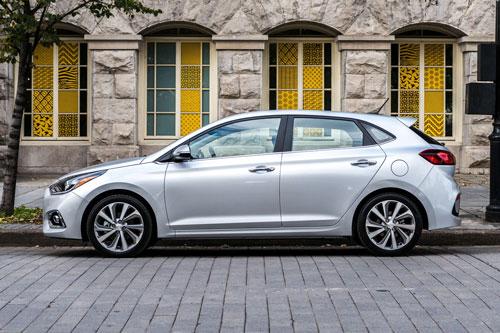 Hyundai Accent Hatchback 2020.