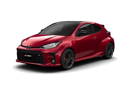 Toyota GR Yaris 2020: Công suất 268 mã lực, giá hơn 800 triệu đồng