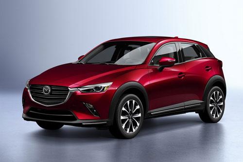 Chốt giá bán Mazda CX-3 2020, khởi điểm từ 20.640 USD