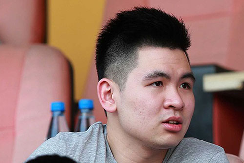 Đỗ Vinh Quang là con trai thứ hai của ông Đỗ Quang Hiển.