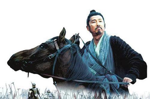 Tạo hình Lưu Bang trong phim.