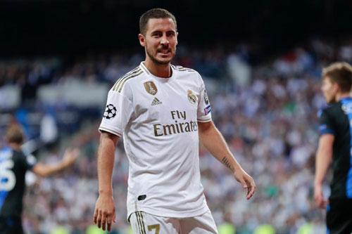 Top 10 cầu thủ hưởng lương cao nhất tại Real: Hazard bỏ xa phần còn lại