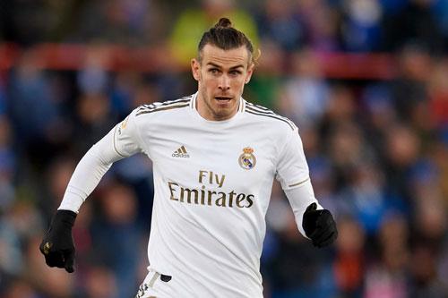 2. Gareth Bale (mức lương: 350.000 bảng).