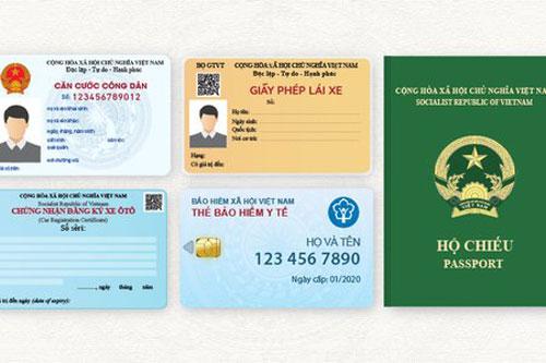 Đây là 5 loại giấy tờ tùy thân sẽ thay đổi từ năm 2020, ai cũng cần nên biết