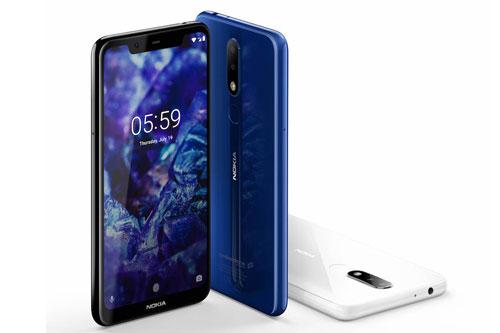 6 smartphone Nokia giảm giá hấp dẫn trước Tết