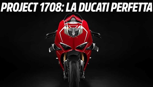 Ducati Superleggera V4.