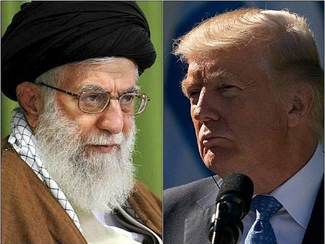 Ông Trump cảnh báo lãnh đạo tối cao Iran cẩn trọng phát ngôn - 1