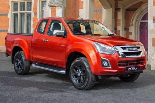 Doanh số xe bán tải tại Việt Nam tháng 12/2019: Isuzu D-max 'ế ẩm bền vững'