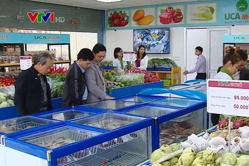 Các siêu thị tăng thời gian bán, mở cửa xuyên Tết
