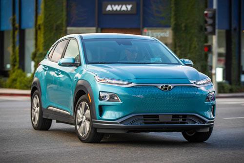 Top 10 xe hơi tốt nhất tầm giá dưới 40.000 USD: Hyundai Kona góp mặt