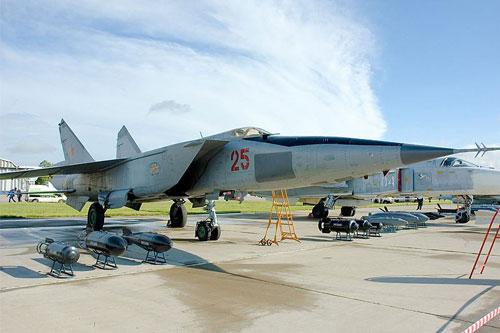 Theo chuyên gia Mori Kantaro, tiêm kích đánh chặn MiG-25 hiện vẫn giữ kỷ lục là