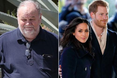 Cha Meghan Markle công khai lên tiếng chỉ trích con gái làm mất giá hoàng gia Anh, tất cả chỉ vì tiền