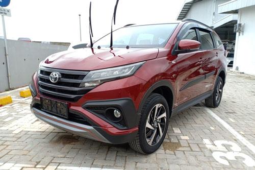 Toyota Rush TRD Sportivo.