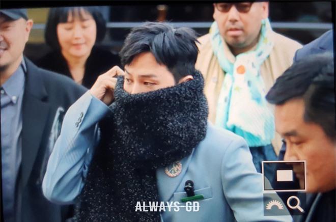G-Dragon (BIGBANG) gây náo loạn ở Paris, lần đầu dự sự kiện quốc tế bên anh rể tài tử để ủng hộ chị gái - Ảnh 5.