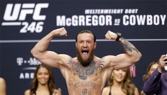 Gã điên McGregor tái xuất, hạ đối thủ theo cách không thể tin nổi - Ảnh 1.